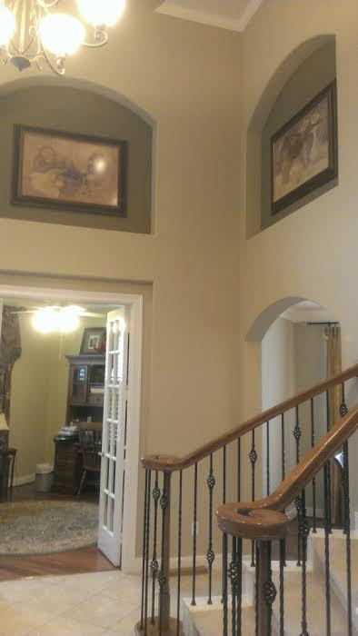 interior home paint